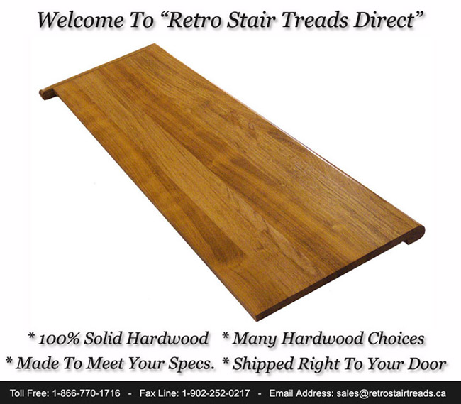 Buy Retro Fit Stair Treads And Risers
